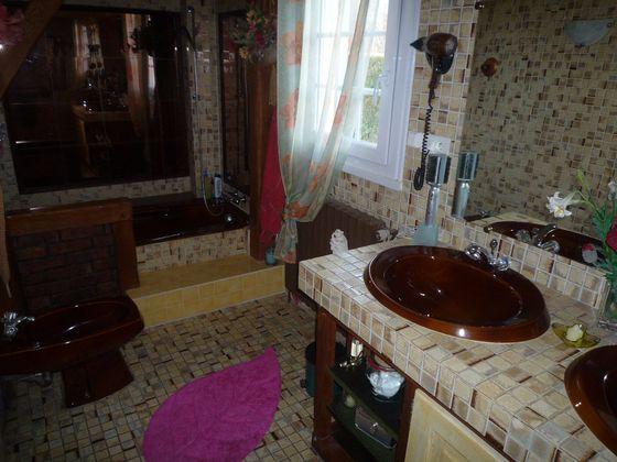 Vente maison 8 pièces 124 m2