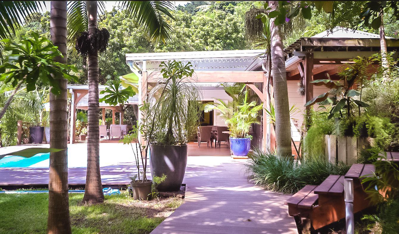 Villa avec piscine et jardin Sainte Marie