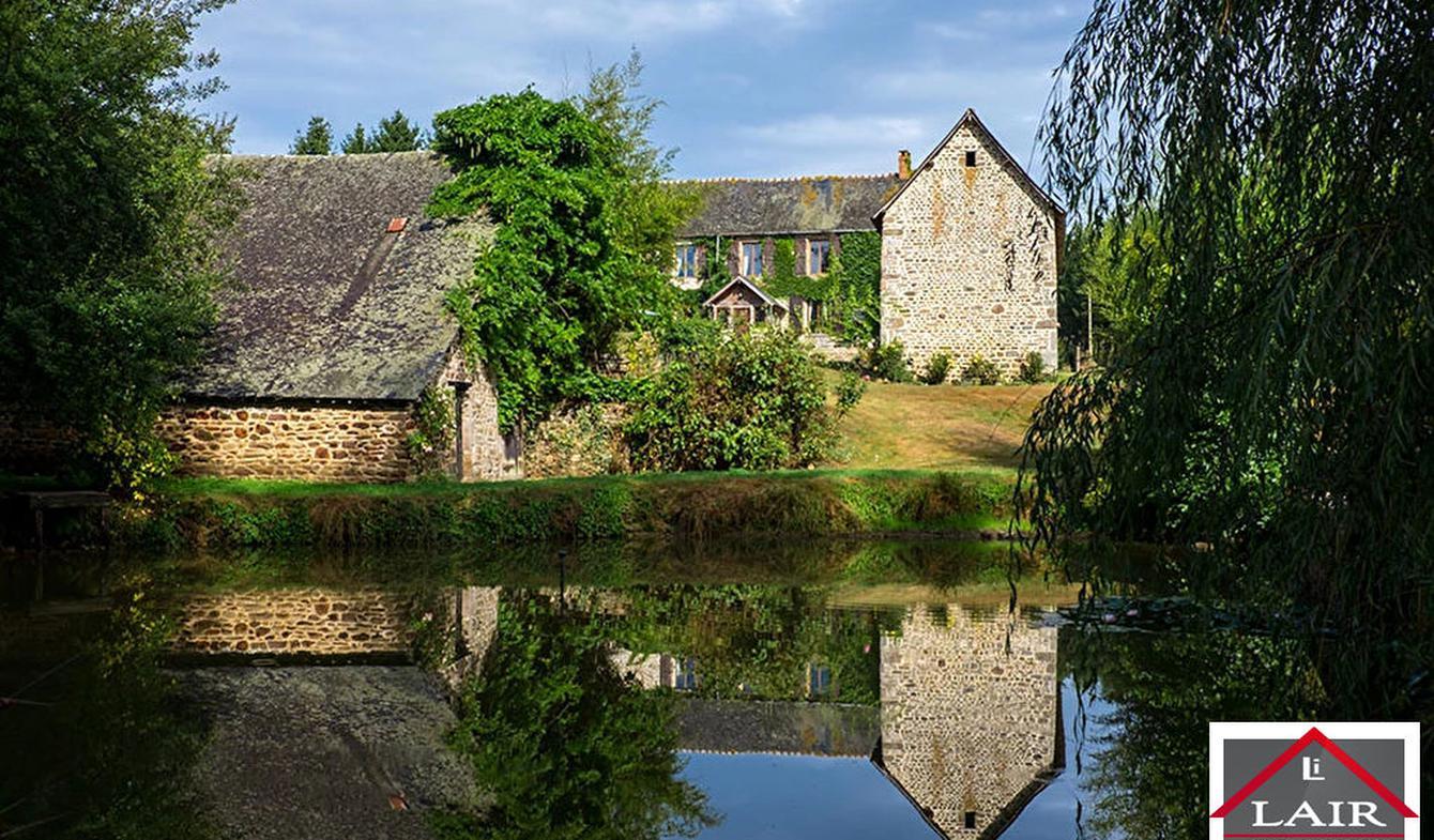 Property Javron-les-Chapelles