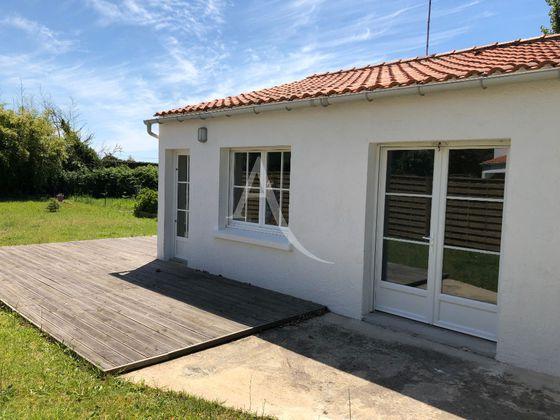 Vente maison 2 pièces 34,71 m2