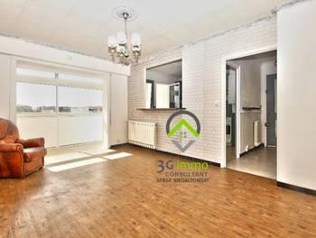 Appartement 4 pièces 65,8 m2