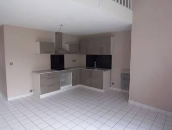 Appartement 3 pièces 42,83 m2