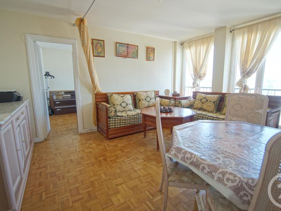 Vente appartement 2 pièces 46,69 m2