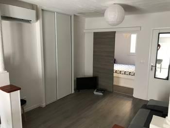 Appartement meublé 2 pièces 29,56 m2