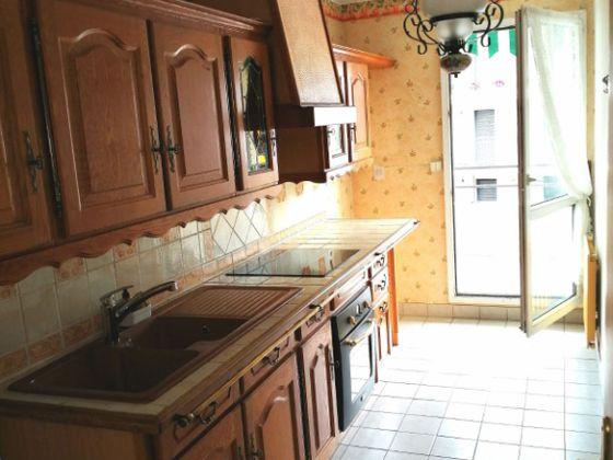 Location appartement 3 pièces 66,63 m2