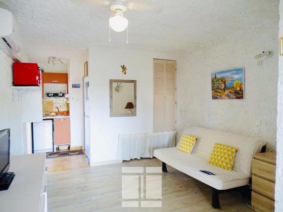 Vente studio 23,71 m2