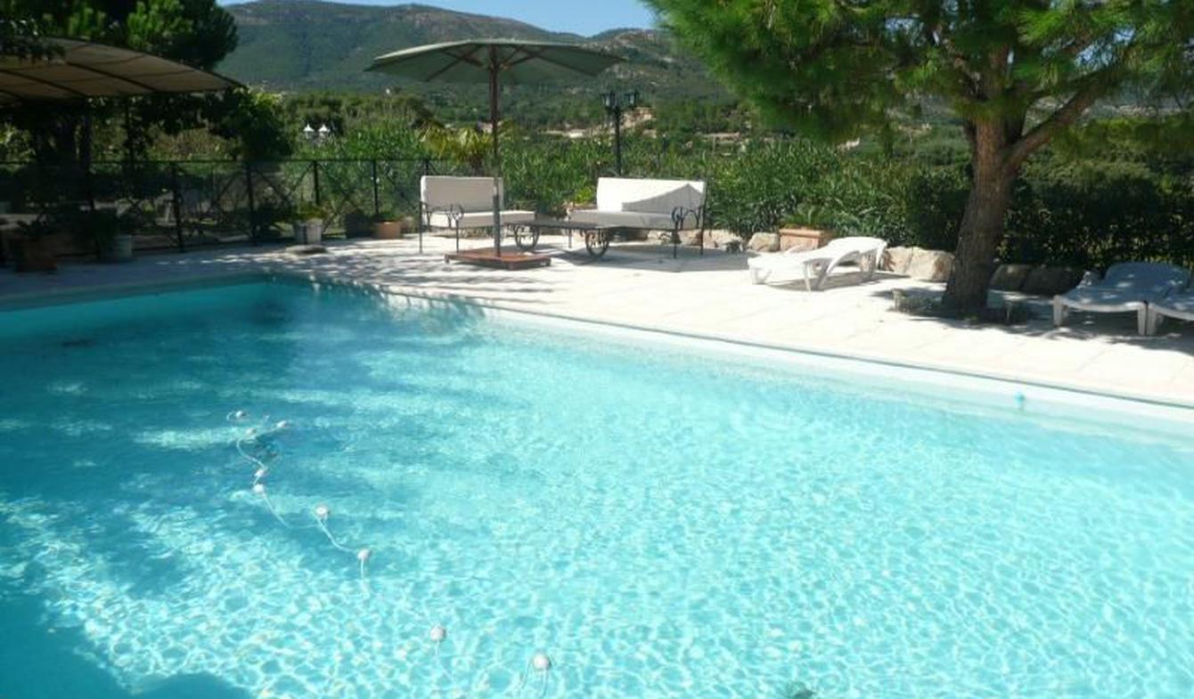 Propriété avec piscine Plan-de-la-Tour