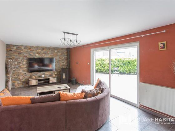 Vente maison 6 pièces 120 m2