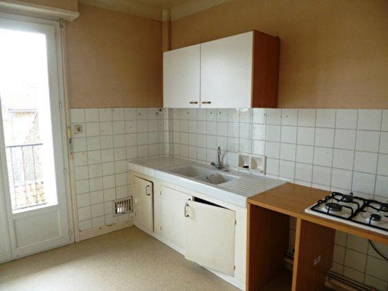 Location appartement 2 pièces 70,92 m2