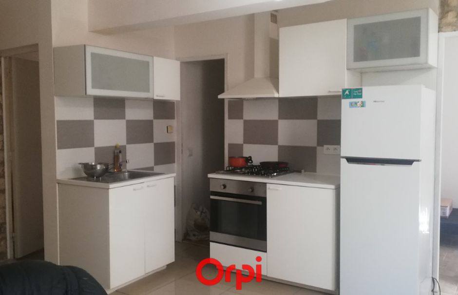 Vente appartement 4 pièces 62 m² à Nimes (30000), 105 000 €