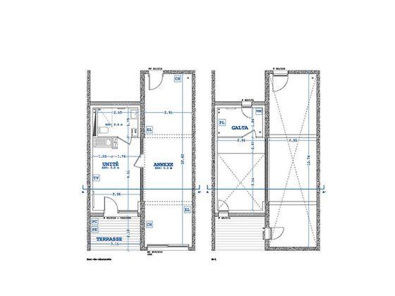 Vente maison 1 pièce 94 m2