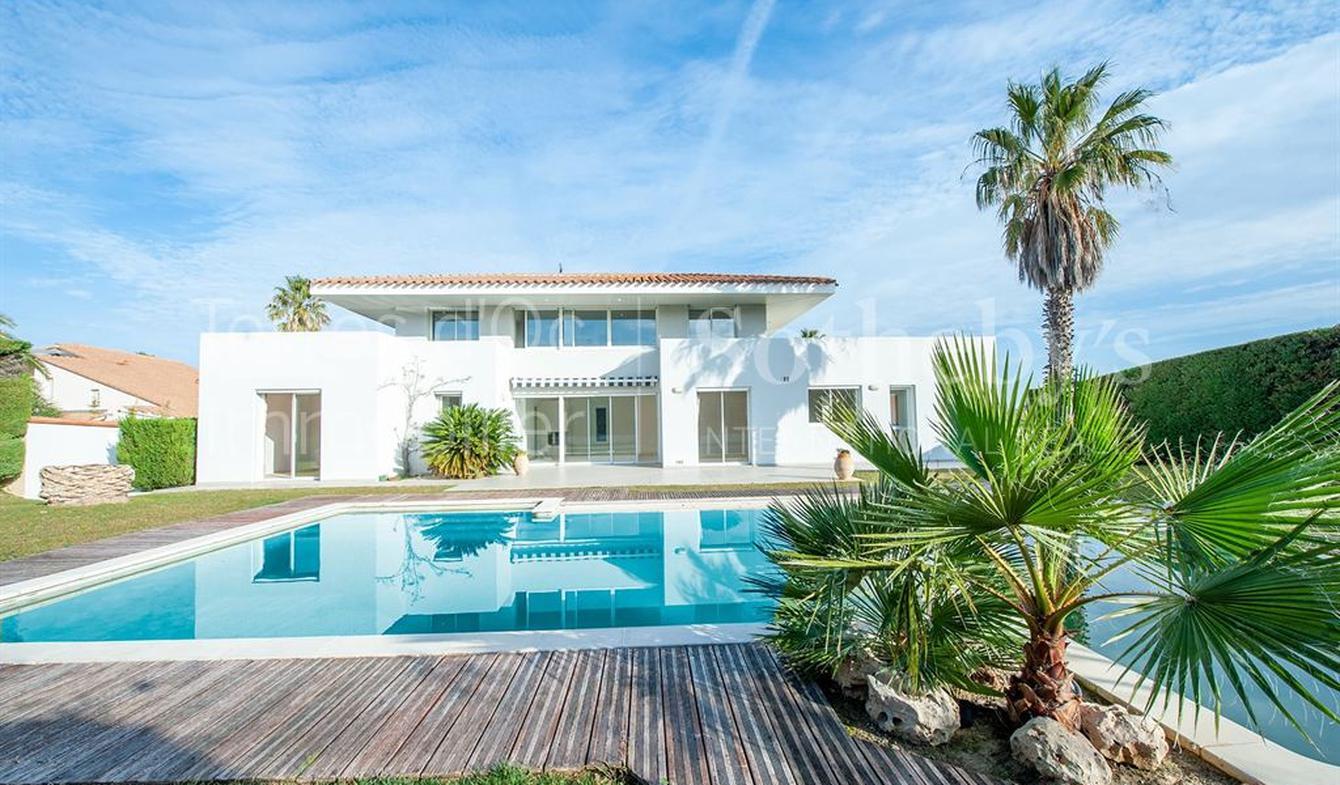 Maison avec piscine Cabestany