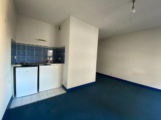 Location studio 26,73 m2