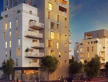 Appartement 2 pièces 49,57 m2