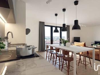 Appartement 4 pièces 170 m2