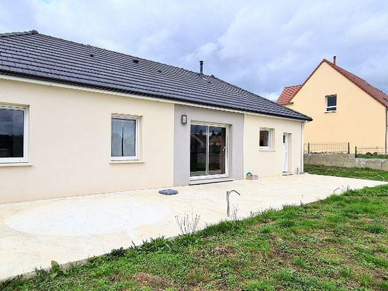 Vente maison 4 pièces 91,97 m2