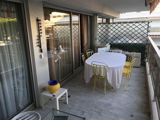 Location appartement meublé 2 pièces 49,76 m2