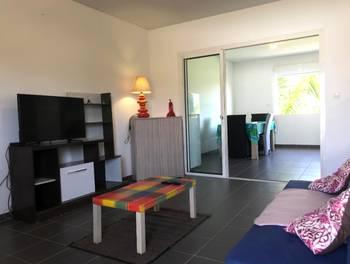 Appartement meublé 2 pièces 35,6 m2