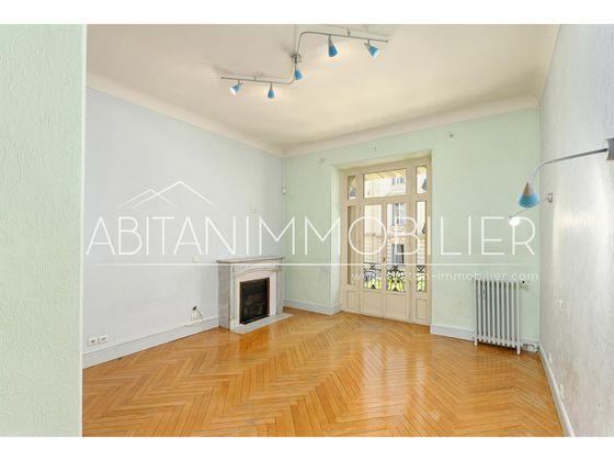 Vente appartement 5 pièces 168,58 m2