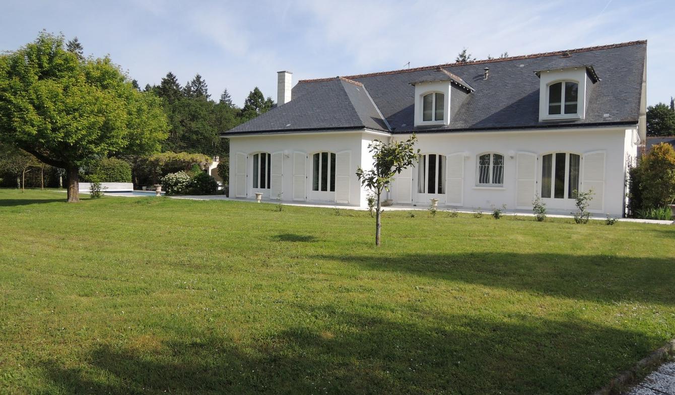 Maison avec piscine et jardin Ballan-Miré