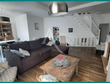 Maison 5 pièces 117,59 m2