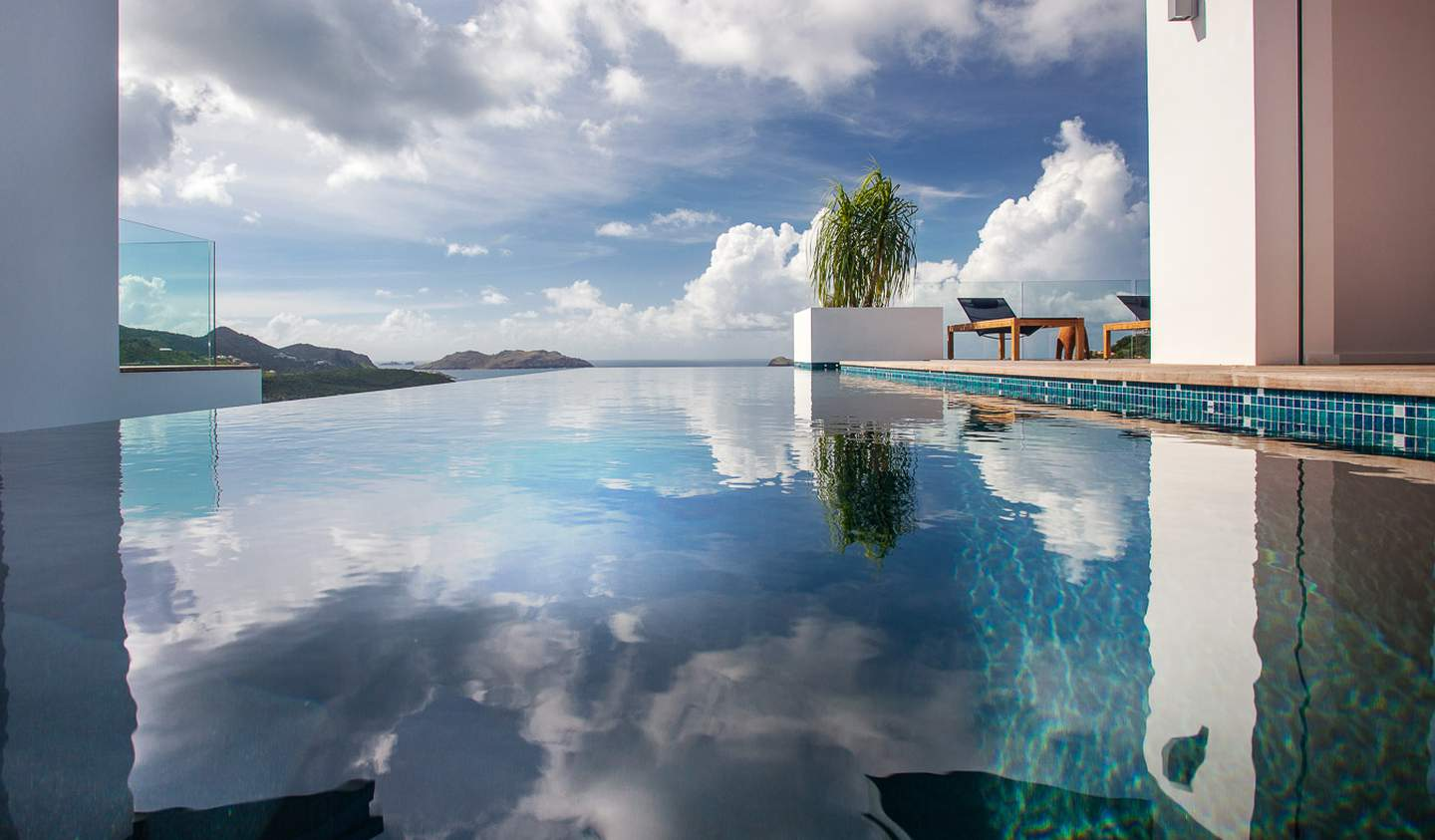Villa with pool ST BARTHELEMY