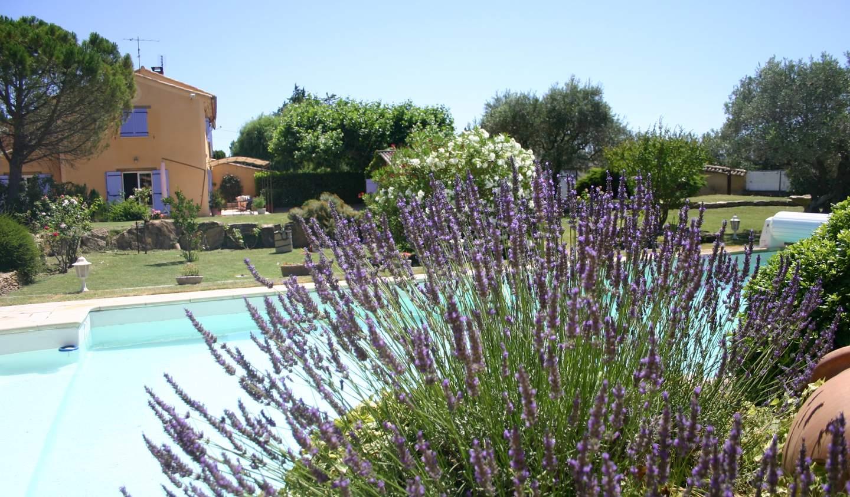 Maison avec piscine et terrasse Sarrians