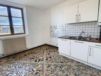 Appartement 2 pièces 57,99 m2