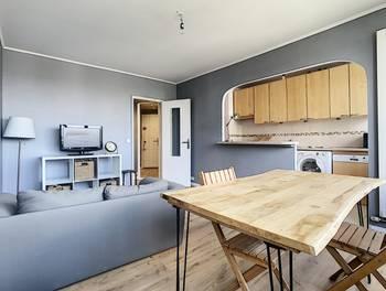 Appartement 2 pièces 43,18 m2