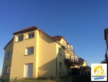 Appartement 4 pièces 93,4 m2