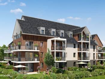 Appartement 4 pièces 83,6 m2