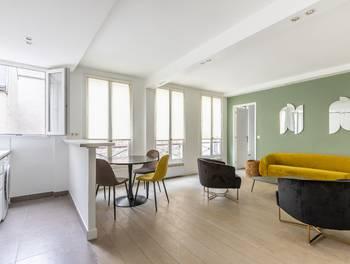Appartement meublé 2 pièces 45,31 m2