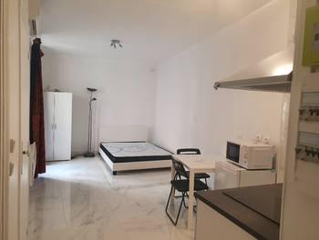 Studio meublé 24,72 m2