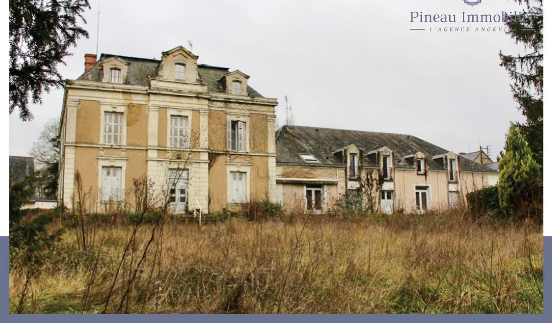 Maison Châteauneuf-sur-Sarthe