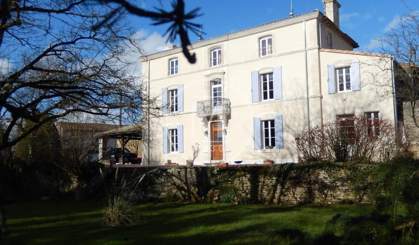 Maison Champdeniers-Saint-Denis