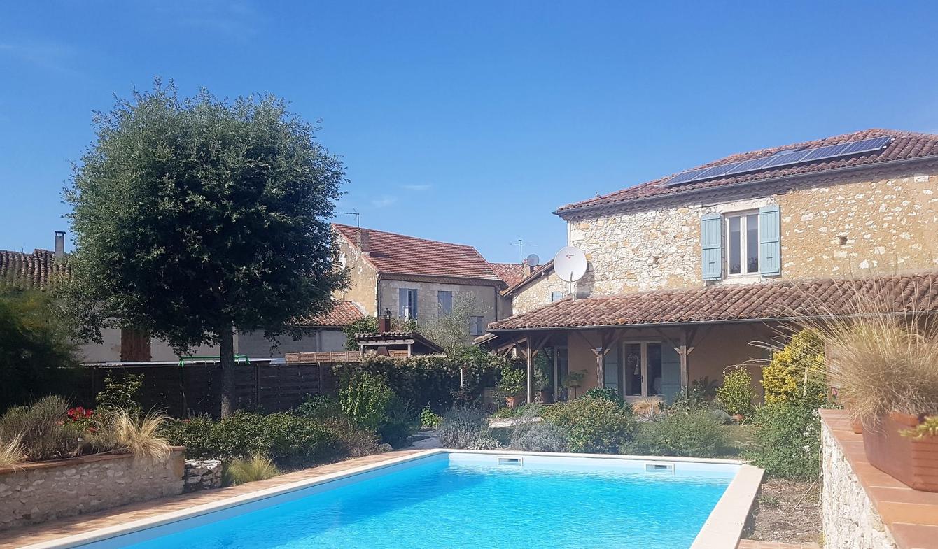 Maison avec piscine Lectoure