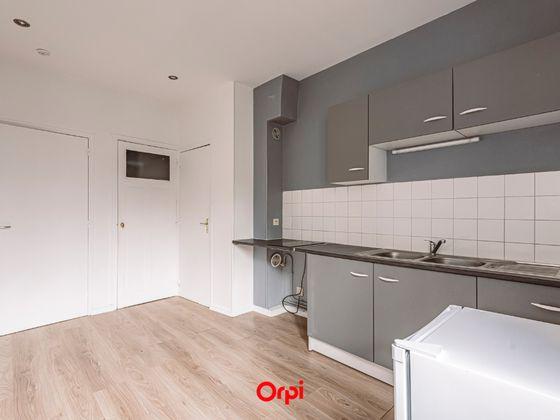 Vente appartement 2 pièces 41,9 m2
