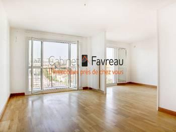 Appartement 4 pièces 73,07 m2