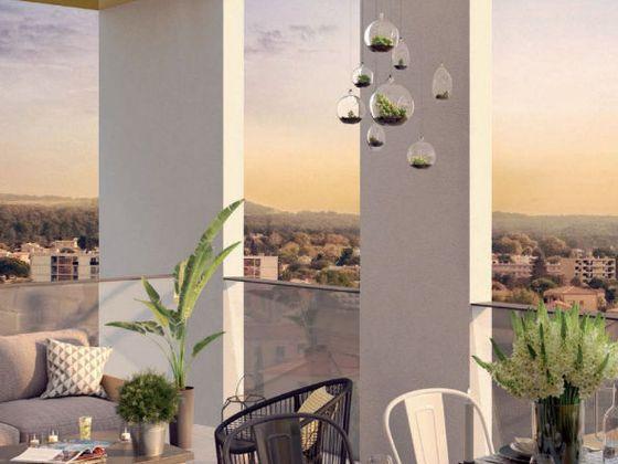 Vente appartement 2 pièces 40,47 m2