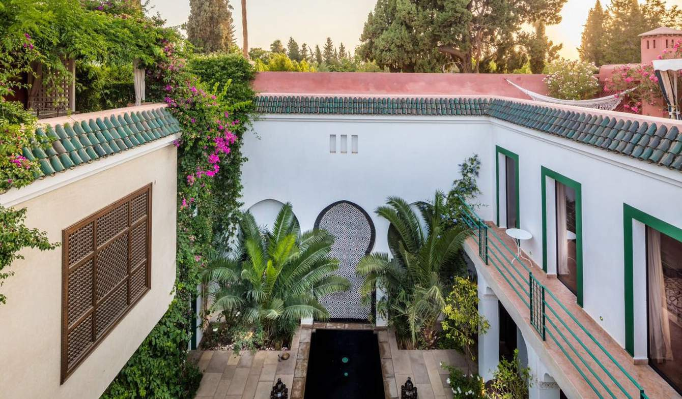 Property with pool Marrakesh