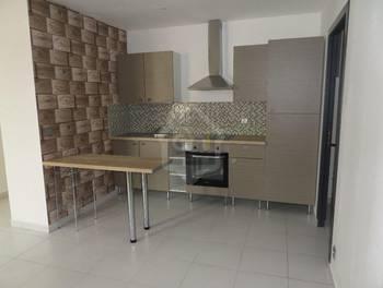 Appartement 2 pièces 35,56 m2