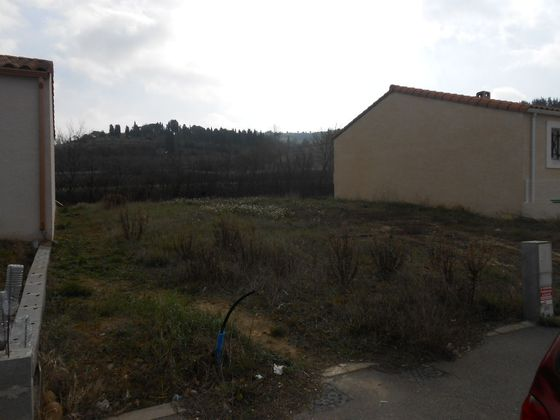 Vente terrain 248 m2