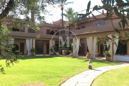 Villa De Luxe Avec Terrasse Maroc A Vendre