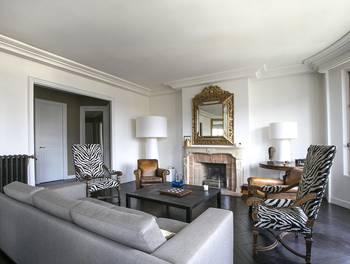 Appartement meublé 3 pièces 116 m2