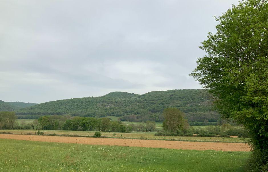 Vente terrain  700 m² à Simandre-sur-Suran (01250), 56 000 €