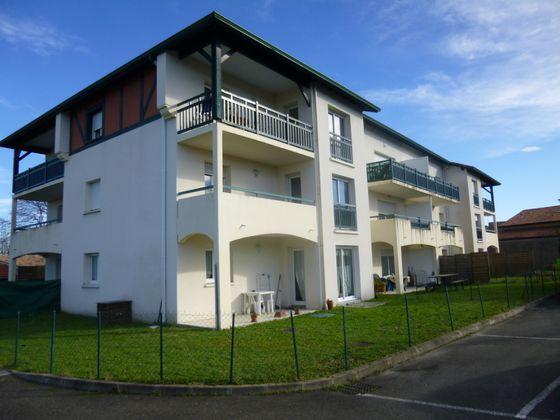 Vente appartement 2 pièces 45,55 m2