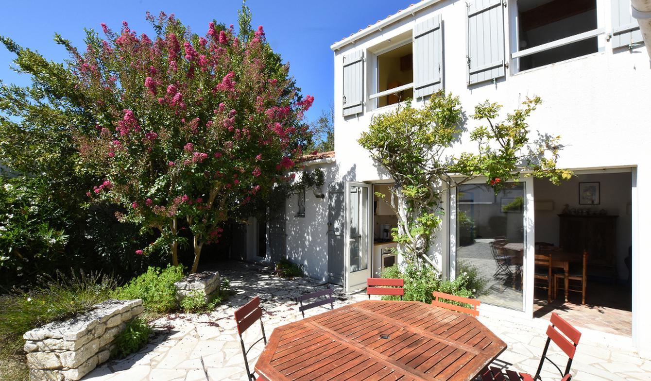 Maison avec jardin Les Portes-en-Ré