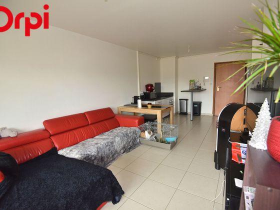 Vente appartement 2 pièces 41,96 m2