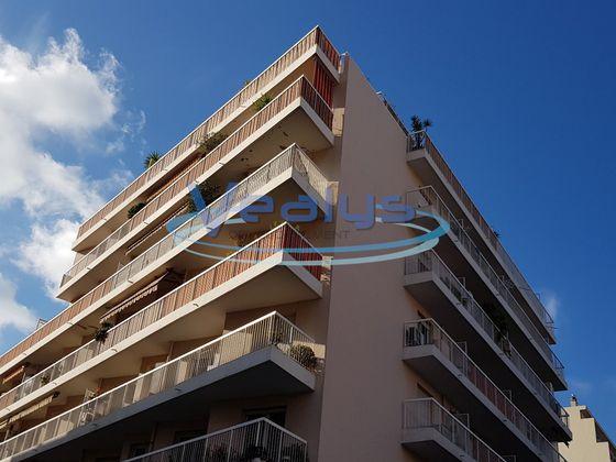 Vente appartement 3 pièces 68 m2 à Nice
