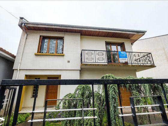 vente Maison 4 pièces 90 m2 Villeurbanne